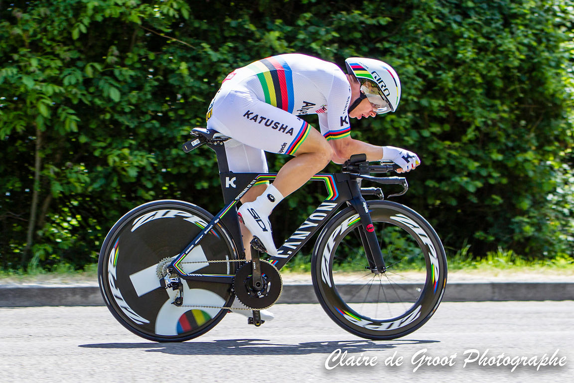 Tony Martin, current world time trial champion