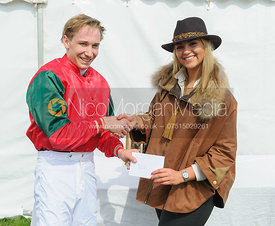 Tom Chatfeild-Roberts - Race 2 Mixed Open - South Notts Point-to-Point 2017