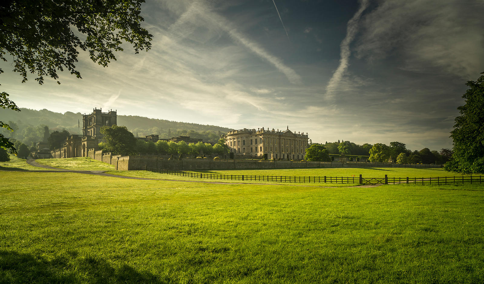 Early Summer at Chatsworth House