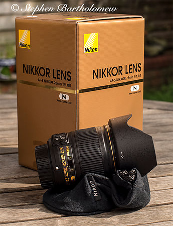 The Nikkor 28mm