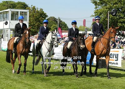 South of England Show 2015 - Inter Hunt Relay