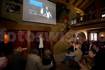 Festival da Jazz Presound Night Event im Dracula Club in St.Moritz