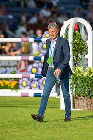 19/07/18, Aachen, Germany, Sport, Equestrian sport CHIO Aachen 2018 - ,  Image shows Ludger Beerbaum. Copyright: Thomas Reiner