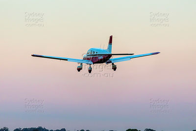 Piper Landing at Bankstown