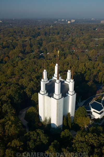 Mormon Temple Kensington Maryland