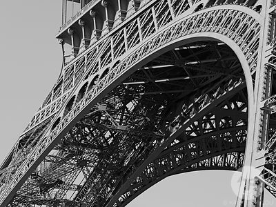 EIFFEL TOWER PARIS for MULBERRY