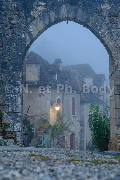 SAINT CIRQ LAPOPIE, LOT, FRANCE