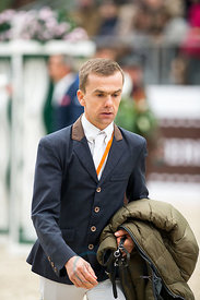 Paris, France, 18.3.2018, Sport, Reitsport, Saut Hermes - Grand Prix Hermès Bild zeigt Wilm Vermeir...18/03/18, Paris, France...