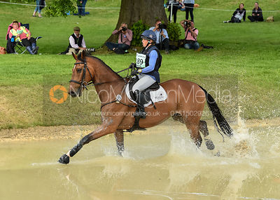 Rosalind Canter and NO EXCUSE, Equitrek Bramham Horse Trials 2018
