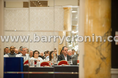 Wednesday 9th June, 2015.Small Firms Association 'Boost' Conference at the Clyde Court Hotel. Pictured is a general view of d...