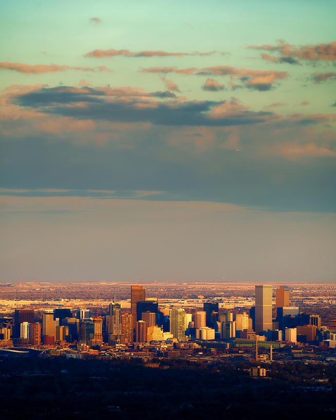 Denver Sunset