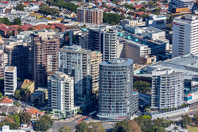 Bondi Junction Apartments