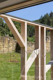 Mount Grace Priory Café | Client: Mawson Kerr