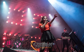 Chvrches in Bournemouth