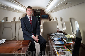 Jordan B. Hansell, Chairman and CEO Netjets