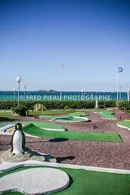 Mini-Golf à Saint Enogat (Dinard)