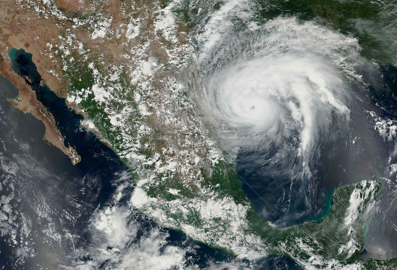 NASA Satellites Capture Hurricane Harvey