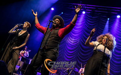 Scott Bradlee's Postmodern Jukebox - O2 Academy Bournemouth 22.02.19