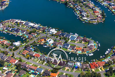 Sylvania Waters Aerial Photography