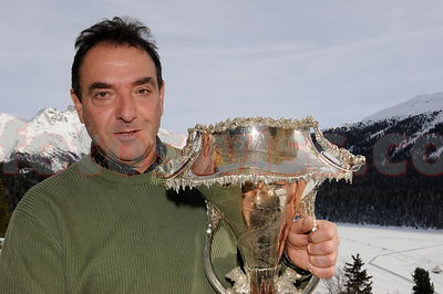 Giancarlo Pitsch Knapp Cup at The Cresta Run of the SMTC Saint Moritz Tobogganing Club since 1884/85
