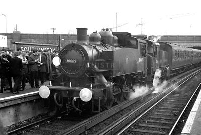 SOUTHERN STEAM 1967
