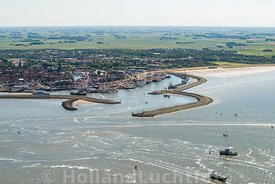 Harlingen - Luchtfoto Tall Ships Races 5