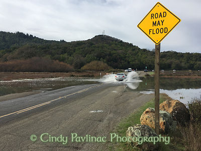 Road May Flood