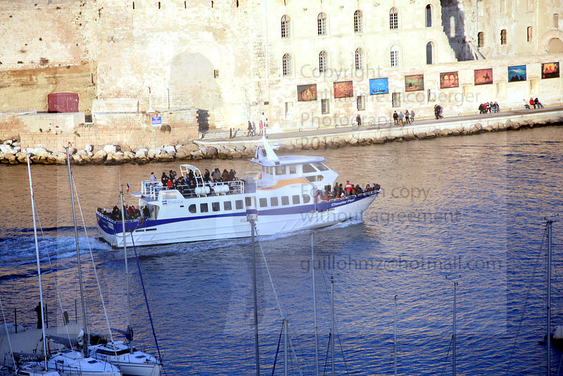 Old port of Marseille