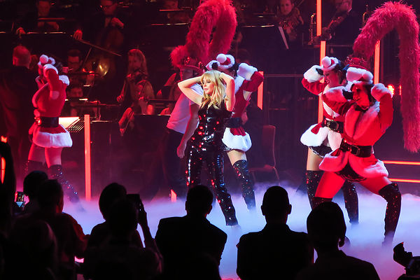 Kylie at Christmas - Royal Albert Hall