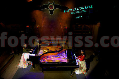 Festival da Jazz 2012 Duo GisBranco
