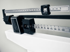 Doctor's Sliding Weight Balance Beam Scale