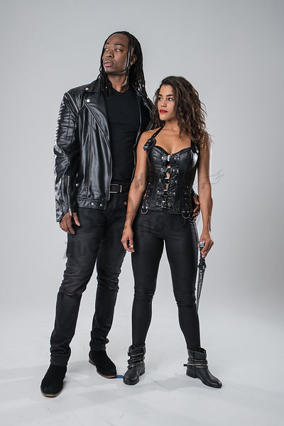 K&K: Edgy | Leather