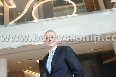 12th March, 2015.Jamie Rohan of Rohan Holdings photographed at 2 Grand Canal Plaza, Dublin...Photo:Barry Cronin/www.barrycron...