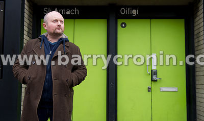 10th February, 2015. Actor David Pearse photographed at the Abbey Theatre, Dublin.Photo:Barry Cronin/www.barrycronin.com info...