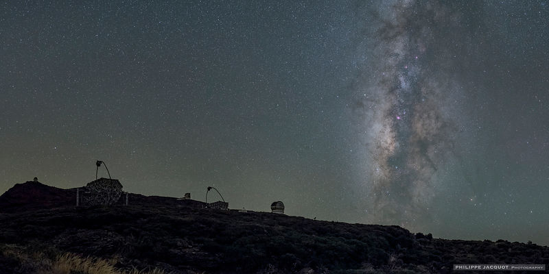 The Observatory - La Palma (Canaries)