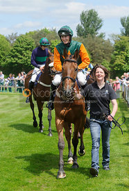 Race 1 PPORA Members - Meynell and South Staffs at Garthorpe, 2nd June 2013