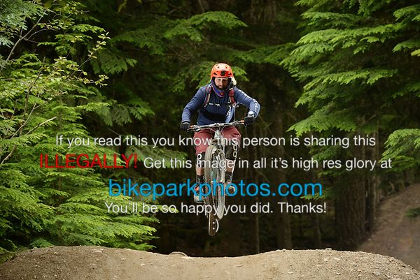 Tuesday July 10th - Heart Of Darkness bike park photos