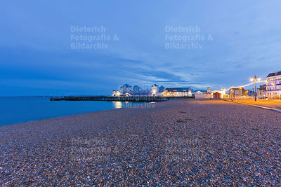 South Parade Pier, Southsea, Portsmouth, Hampshire, England