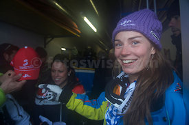 FIS Ski World Cup 2012/2013 Ladies in St.Moritz Ladies' Super G