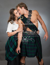 Lauren & Avan Stock photos