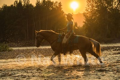 Horse_Rider_sunset-RMSP_nat_wild_refuge_sunrise2017-15-August_06_2017