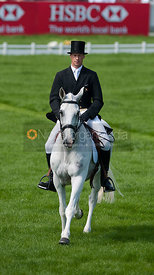 Mark Kyle and Step in Time - Dressage