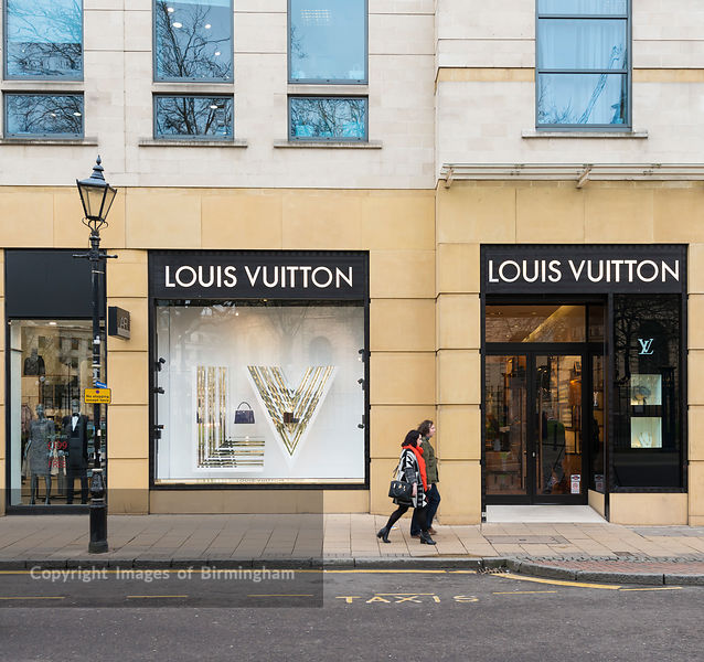 Louis Vuitton Birmingham