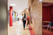 New Balance EMEA Headquarters | Client: ADT Workplace