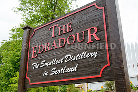 Edradour sign