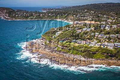 Palm Beach and Whale Beach
