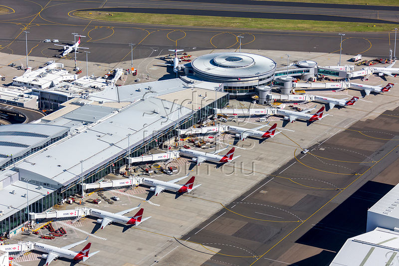 Qantas Domestic Terminal