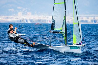 Princess Sofia/Palma Olympic Classes Regatta 2019