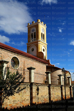San Francisco church and convent, Tarija, Bolivia
