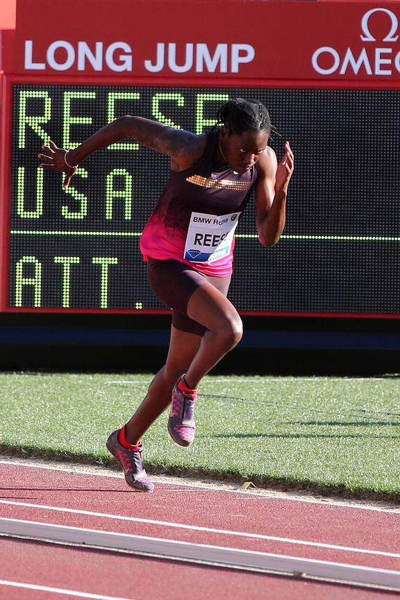 Brittney REESE (USA)